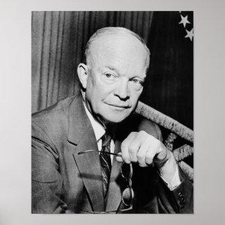 President Dwight Eisenhower Poster