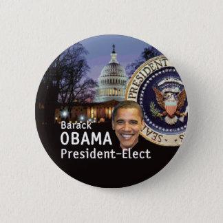 President-Elect Button