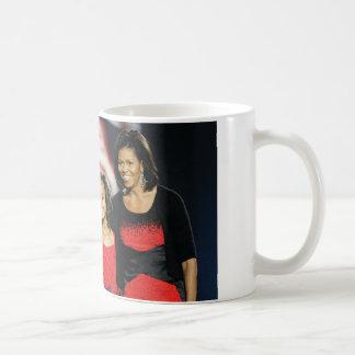 President-Elect Obama & Family Mug