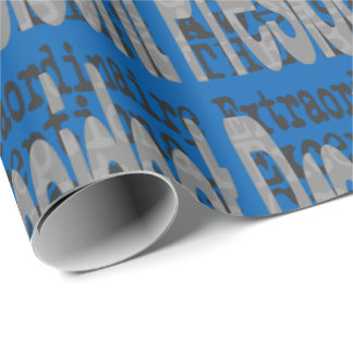 President Extraordinaire Wrapping Paper