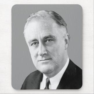 President Franklin D. Roosevelt Mouse Pad