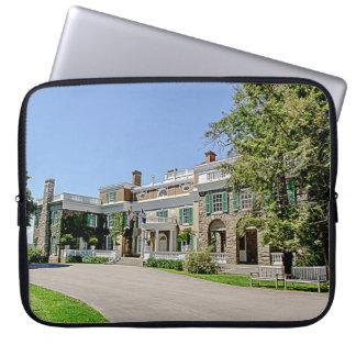 President Franklin D. Roosevelt's (FDR) Mansion Computer Sleeve