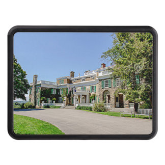 President Franklin D. Roosevelt's (FDR) Mansion Tow Hitch Cover