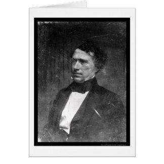 President Franklin Pierce Daguerreotype 1856 Card
