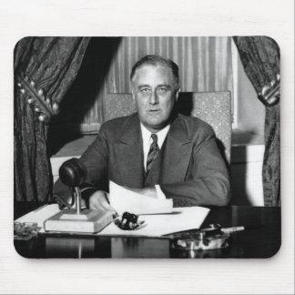 President Franklin Roosevelt Mouse Pad