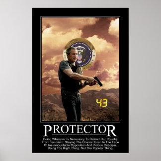 President G.W. Bush Poster