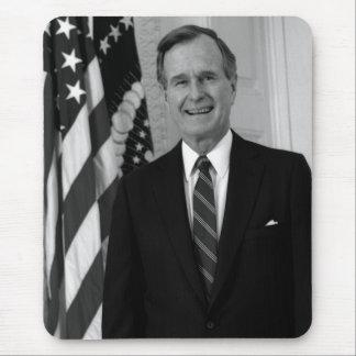 President George H. W. Bush Mouse Pad