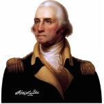 President George Washington Acrylic Cut Out