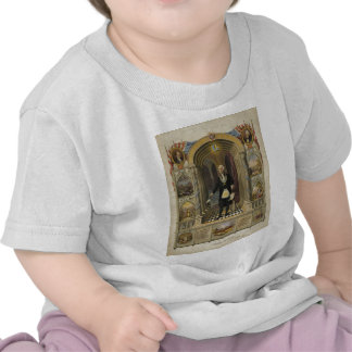 President George Washington as a Freemason Shirts