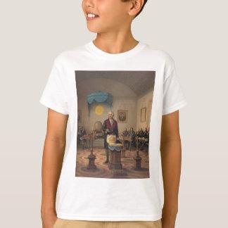 President George Washington as a Master Mason T-Shirt
