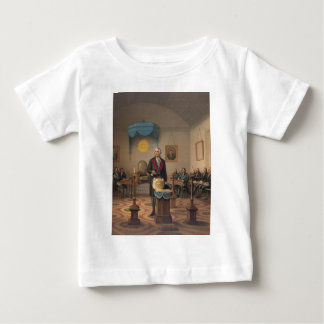 President George Washington as a Master Mason T Shirt
