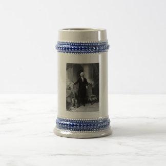President George Washington Beer Stein