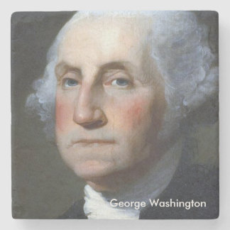 President George Washington Marble Coaster #1