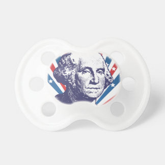 president George Washington Pacifier