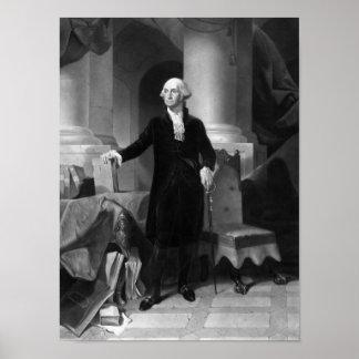 President George Washington Poster