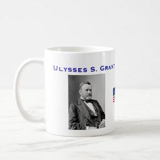 President Grant, U.S. Coffee Mug