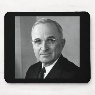 President Harry S. Truman Mouse Pad