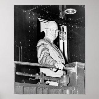 President Harry Truman Posters