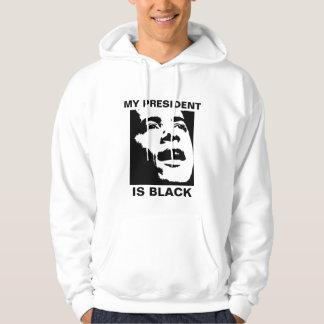 PRESIDENT IS BLACK Hoodie