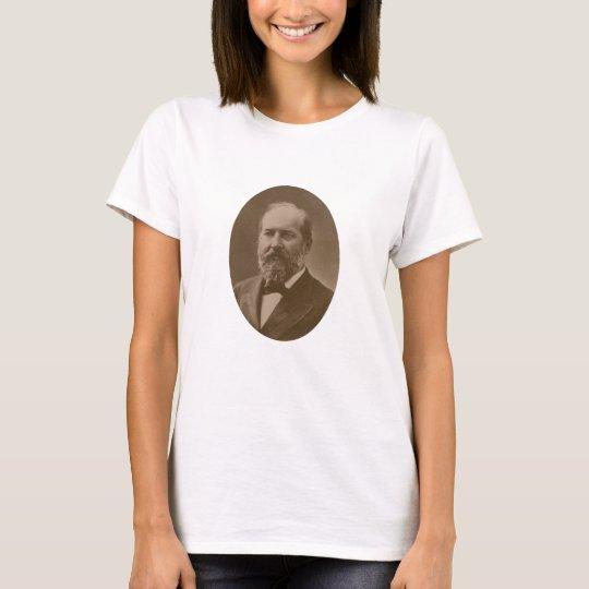 President James Garfield T-Shirt