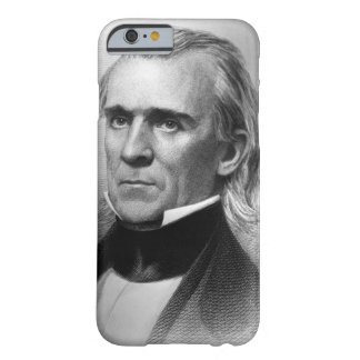 President James K. Polk, c_America Grows_Image Barely There iPhone 6 Case