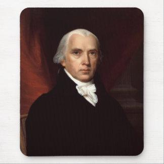President James Madison Portrait by John Vanderlyn Mouse Pad