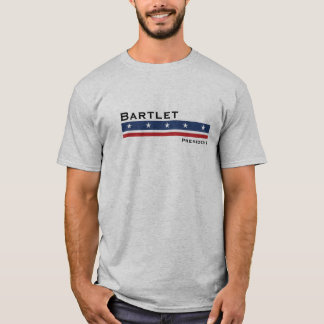 President Jed Bartlet West Wing T-Shirt