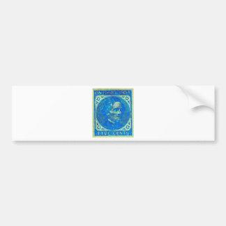 President Jefferson Davis Bumper Sticker