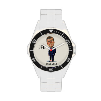 President John F. Kennedy 50 Years On Watches