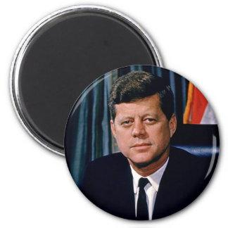 President John F. Kennedy Magnets