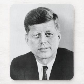 President John F. Kennedy Mouse Pad