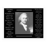 President John Quincy Adams Postcards