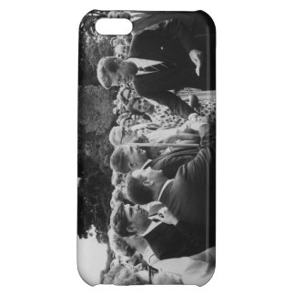 President Kennedy Greets Peace Corps Volunteers iPhone 5C Case