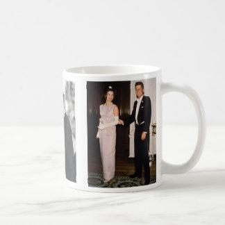 President Kennedy , JFK and Jackie, jfk Coffee Mug