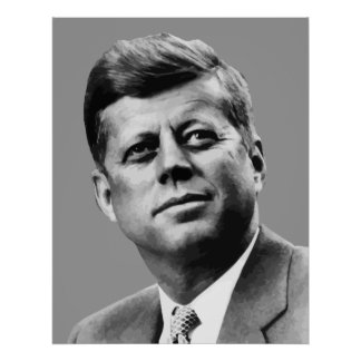 President Kennedy Posters