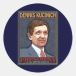 President Kucinich Stickers