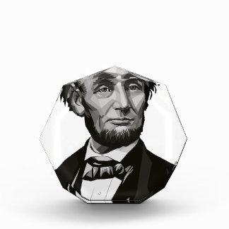 President Lincoln Acrylic Award
