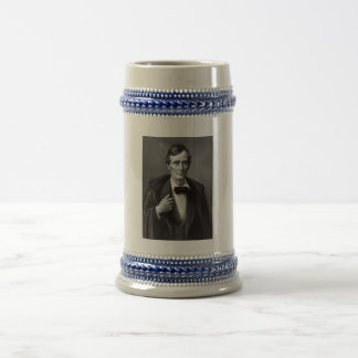 President Lincoln Beer Stein