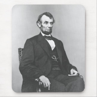 President Lincoln During The Civil War Mouse Pad