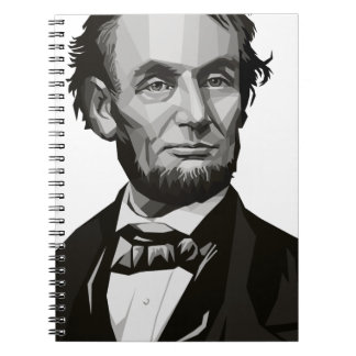President Lincoln Notebook
