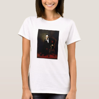 President Lincoln Painting T-Shirt