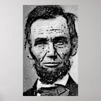 PRESIDENT LINCOLN POSTER