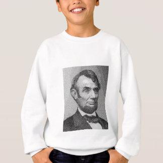 President Lincoln Render w/the Gettysburg Address Sweatshirt