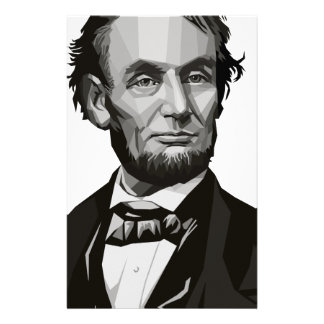 President Lincoln Stationery