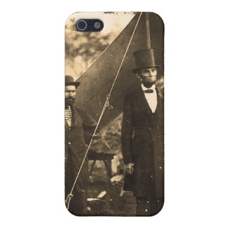 President Lincoln Vintage  iPhone SE/5/5s Cover