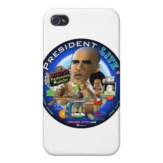 President LITE iPhone 4 Cover
