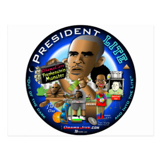 President LITE Postcard