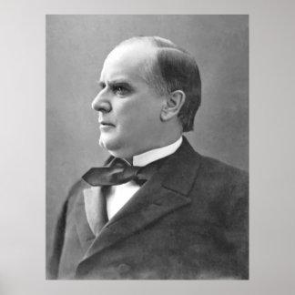 President McKinley -- Border Poster