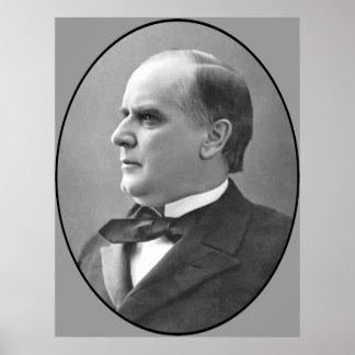 President McKinley Poster