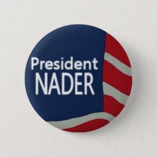 President Nader Flag Pin